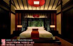 清新雅致的中式酒店装修设计案例赏析酒店装修图片