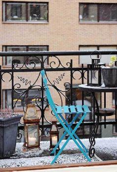 阳台装修效果图现代阳台装修图片