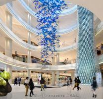 创新时尚购物中心装修设计效果图尽在天霸设计频道商场装修图片