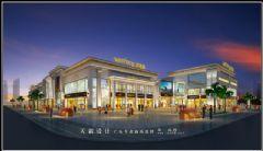 创新时尚购物中心装修设计效果图尽在天霸设计频道