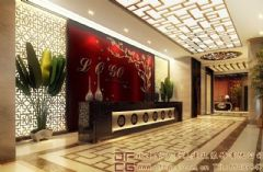 奢华浓郁的中式酒店设计效果图
