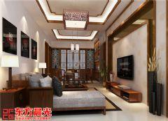 中式别墅装修设计图独具匠心中式风格别墅