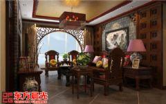 古典中式别墅装修设计风采迷人中式风格别墅
