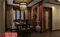 古典中式别墅装修设计风采迷人中式餐厅装修图片