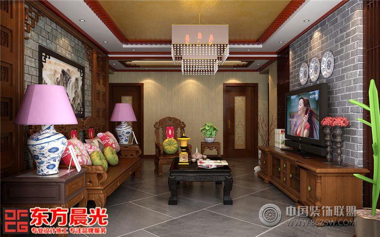 装修设计风采迷人 客厅装修效果图 八六 中国 装饰联盟装修效