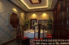 古典雅致的中式酒店装修设计效果图酒店装修图片
