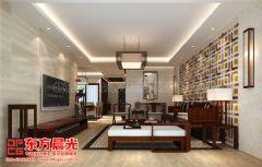 质朴亲切的中式别墅装修设计简约风格别墅