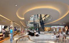 商场设计效果图|专业商场设计效果图分享商场装修图片
