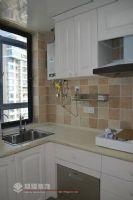 雅戈尔肖邦130平方现代风完工美图现代厨房装修图片