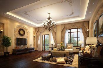 客厅装修效果图现代客厅装修图片
