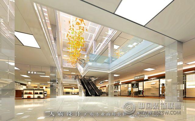 商场设计效果图商场装修图片