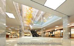 商场设计效果图|时尚韵味商场设计效果图商场装修图片