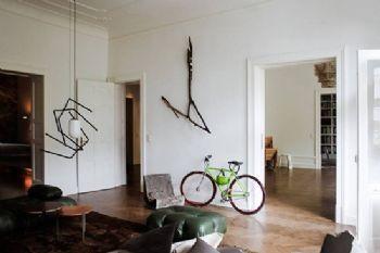 客厅收纳效果图现代客厅装修图片