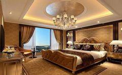 联投花山郡武汉尚层装饰欧式风格欧式卧室装修图片