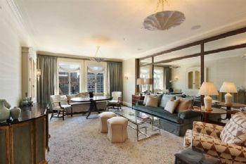 现代摩登客厅设计欣赏