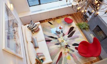 现代摩登客厅设计欣赏现代客厅装修图片