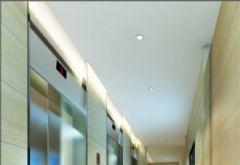 路劲东方路港办公楼装饰项目-郑州新区写字楼装修图片