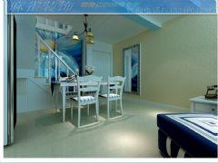 地中海风情地中海餐厅装修图片