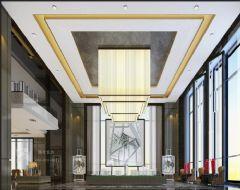 宏光协和城邦售楼部装饰项目售楼部装修图片