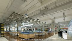高品质设计商场装修效果图商场装修图片