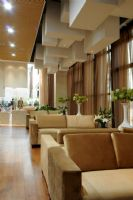 焦作龙源湖售楼处装饰项目售楼部装修图片
