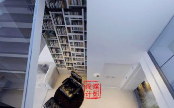 紫玉山庄别墅欧式客厅装修图片