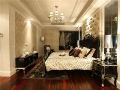 成都尚层装饰别墅装修欧美风格案例欣赏(十一)美式风格大户型