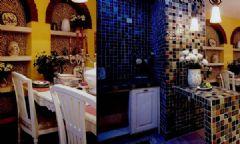 居易国际.龙泊圣地样板房售楼部装饰项目售楼部装修图片