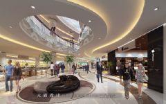 商场装修效果图|创新设计商场装修效果图商场装修图片