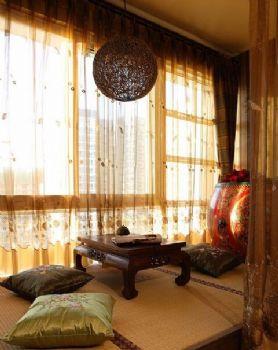 东南亚设计风格案例东南亚阳台装修图片