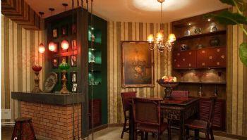 东南亚设计风格案例东南亚餐厅装修图片