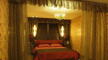 东南亚设计风格案例东南亚卧室装修图片