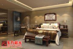 超凡脱俗的中式别墅装修设计中式卧室装修图片