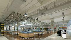 百货装修效果图|创新拔尖的百货装修效果图商场装修图片