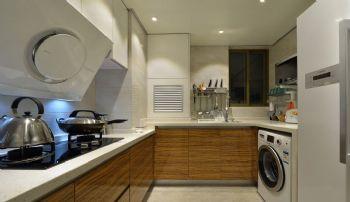 厨房装修效果图现代厨房装修图片