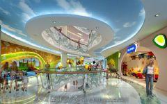商场装修效果图|高水平设计商场装修效果图商场装修图片