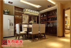 中式风格别墅装修设计与美同居中式餐厅装修图片