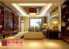 中式风格别墅装修设计与美同居中式风格别墅