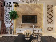 奥林匹克花园现代简约客厅装修图片