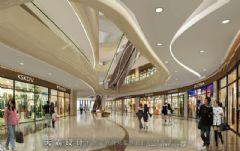 商场装修效果图|精湛设计的商场装修效果图