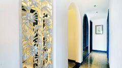 清华大溪地样板房装饰项目售楼部装修图片