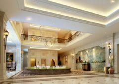 商丘堤亚纳售楼部装饰项目售楼部装修图片
