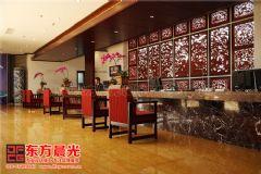 中式风格酒店会所装修设计
