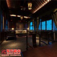 老北京四合院装修设计雅韵犹存中式客厅装修图片