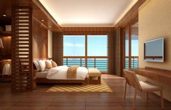 卧室装修效果图简约卧室装修图片
