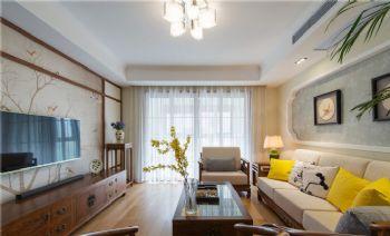 132平中式美居装修案例