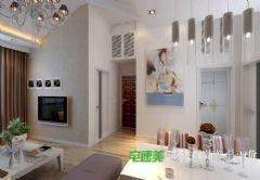 85平现代风格二室二厅—芜湖宅速美现代其它装修图片