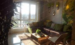 通州缇香郡c88样板间装修案例-实创装饰为你解析田园风格三居室