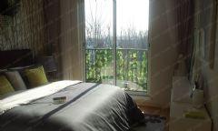 通州缇香郡c88样板间装修案例-实创装饰为你解析田园卧室装修图片