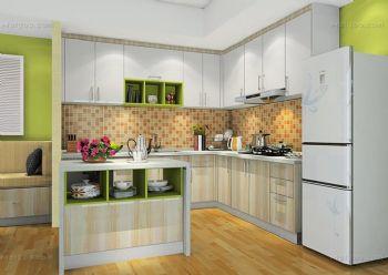 厨房装修效果图简约厨房装修图片
